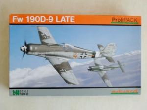 EDUARD 1/48 8189 FOCKE-WULF Fw 190D-9 LATE