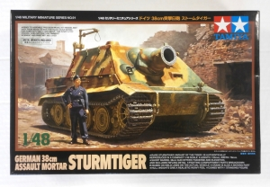 TAMIYA 1/35 32591 GERMAN 38cm ASSULT MORTAR STURMTIGER