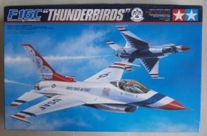 TAMIYA 1/32 60316 F-16C THUNDERBIRDS