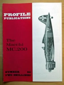 PROFILES AIRCRAFT PROFILES 064. MACCHI MC.200