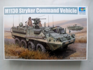 TRUMPETER 1/35 00397 M1130 STRYKER COMMAND VEHICLE