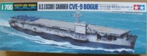 TAMIYA 1/700 31711 USS BOGUE CVE-9
