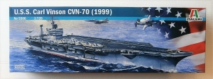 ITALERI 1/720 5506 USS CARL VINSON CVN-70 1999