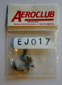 AEROCLUB 1/72 EJ017 SJU9-10 EJECTION SEATS