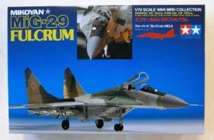 TAMIYA 1/72 60704 MIKOYAN MiG-29 FULCRUM