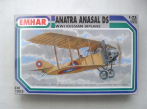 EMHAR 1/72 1002 ANATRA ANASAL DS
