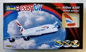 REVELL  06599 AIRBUS A380 BRITISH AIRWAYS 1/288