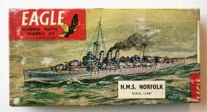 EAGLEWALL 1/1200 HMS NORFOLK
