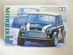 TAMIYA 1/24 24130 MORRIS MINI COOPER RACING