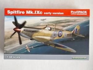 EDUARD 1/48 8282 SPITFIRE Mk.IXC EARLY VERSION PROFIPACK