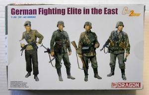 DRAGON 1/35 6692 GERMAN FIGHTING ELITE IN THE EAST