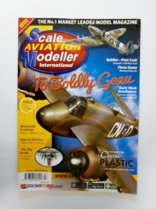 SCALE AVIATION MODELLER  SAMI VOLUME 19 ISSUE 07