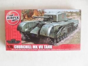 AIRFIX 1/76 01304 CHURCHILL Mk.VII TANK