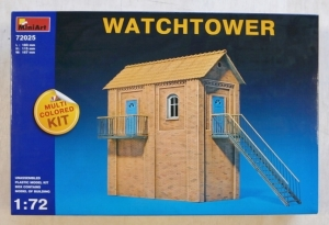 MINIART 1/72 72025 WATCHTOWER