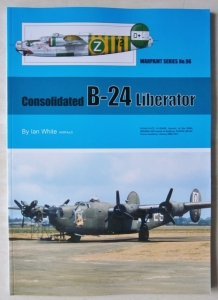 WARPAINT  096. CONSOLIDATED B-24 LIBERATOR
