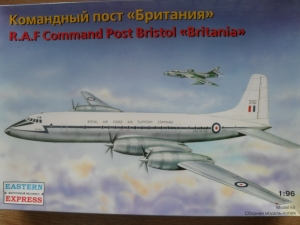 EASTERN EXPRESS 1/96 96002 BRISTOL BRITANNIA RAF COMMAND POST
