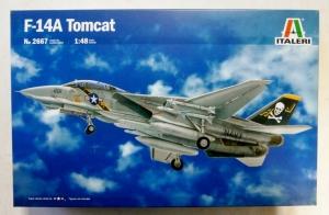 ITALERI 1/48 2667 F-14A TOMCAT