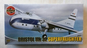 AIRFIX 1/72 05002 BRISTOL Mk.32 SUPERFREIGHTER