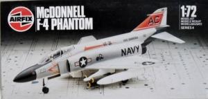 AIRFIX 1/72 04013 McDONNELL F-4 PHANTOM