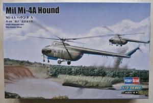HOBBYBOSS 1/72 87226 MIL Mi-4A HOUND