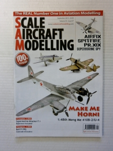 SCALE AIRCRAFT MODELLING  SAM VOLUME 35 ISSUE 07
