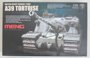 MENG 1/35 TS-002 A39 TORTOISE BRITISH HEAVY ASSAULT TANK