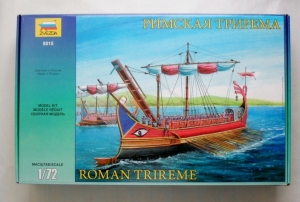 ZVEZDA 1/72 8515 ROMAN TRIREME