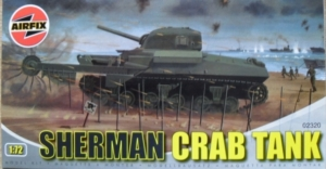 AIRFIX 1/72 02320 SHERMAN CRAB