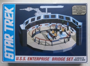 AMT 1/32 AMT808 USS ENTERPRISE BRIDGE SET