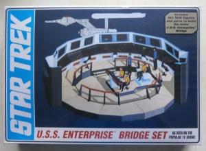AMT 1/32 AMT808 USS ENTERPRISE BRIDGE SET