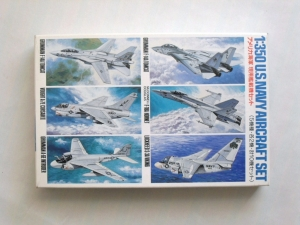 TAMIYA 1/350 78006 US NAVY AIRCRAFT SET No.1