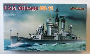 CYBER-HOBBYCOM 1/700 7121 USS CHICAGO CG-11