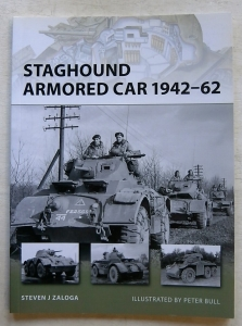 NEW VANGUARDS  159. STAGHOUND ARMOURED CAR 1942-62