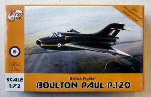 PRO RESIN 1/72 72027 BOULTON PAUL P.120