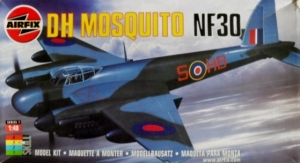 AIRFIX 1/48 07111 DH MOSQUITO NF30