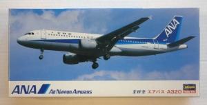 HASEGAWA 1/200 LL27 AIRBUS A320 ANA