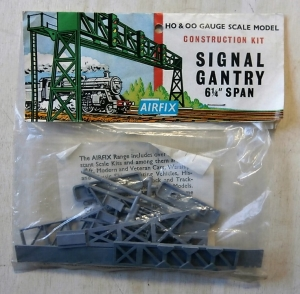AIRFIX HO/OO 4023 SIGNAL GANTRY TYPE II BAG