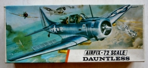 AIRFIX 1/72 252 DAUNTLESS