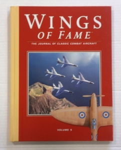CHEAP BOOKS  ZB774 WINGS OF FAME VOLUME 5