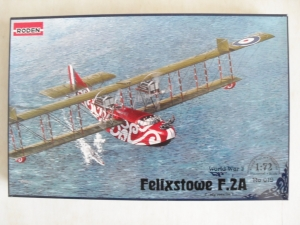 RODEN 1/72 019 FELIXSTOWE F.2A EARLY