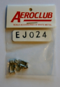 AEROCLUB 1/72 EJ024 HISPANO MK-4 EJECTION SEATS