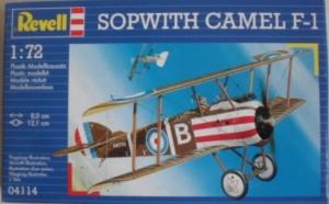 REVELL 1/72 04114 SOPWITH CAMEL F-1