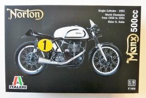 ITALERI 1/9 4602 NORTON MANX 500cc