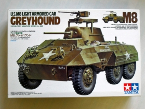 TAMIYA 1/35 35228 M8 GREYHOUND