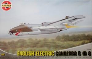 AIRFIX 1/48 10102 ENGLISH ELECTRIC CANBERRA B I 8