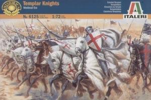 ITALERI 1/72 6125 TEMPLAR KNIGHTS