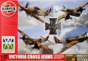 AIRFIX 1/72 50129 VICTORIA CROSS ICONS
