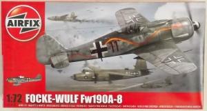 AIRFIX 1/72 01020 FOCKE-WULF Fw 190A-8