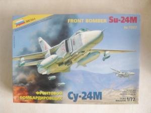 ZVEZDA 1/72 7267 Su-24M FRONT BOMBER