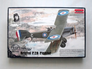 RODEN 1/72 043 BRISTOL F.2B FIGHTER